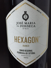 Hexagon Branco 2013