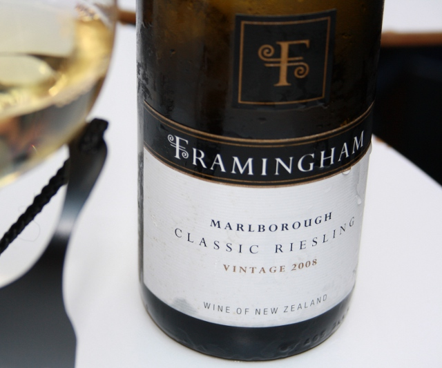Framingham Classic Riesling 2008